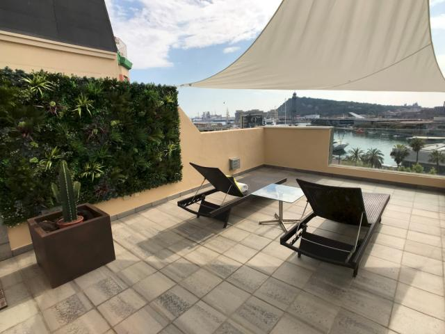 Luxury Beach Apartment Barcelona 31 nights plus
